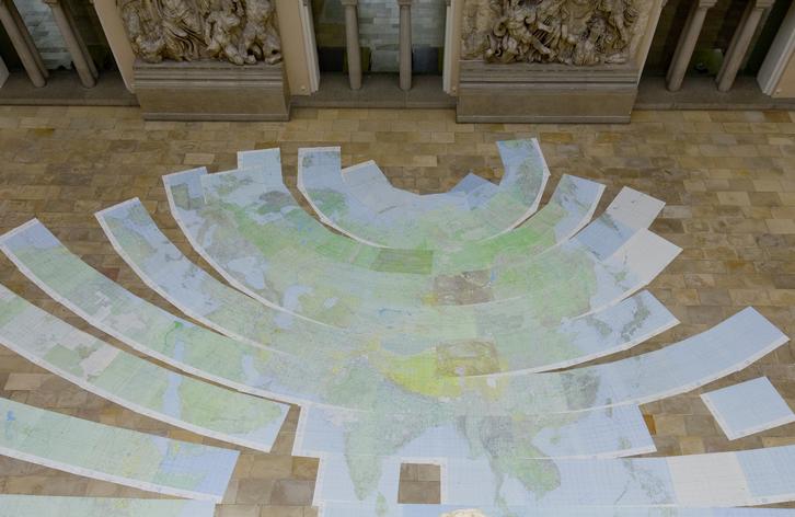 Map series