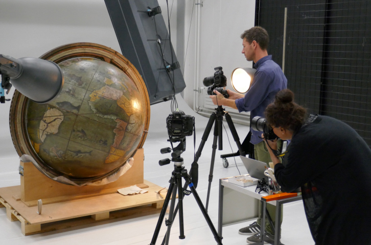 St. Galler Globus goes digital