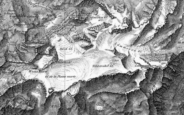 Die Grenzüberschreiterin - Kolloquium zum Jubiläum 175 Jahre Topographische Karte der Schweiz