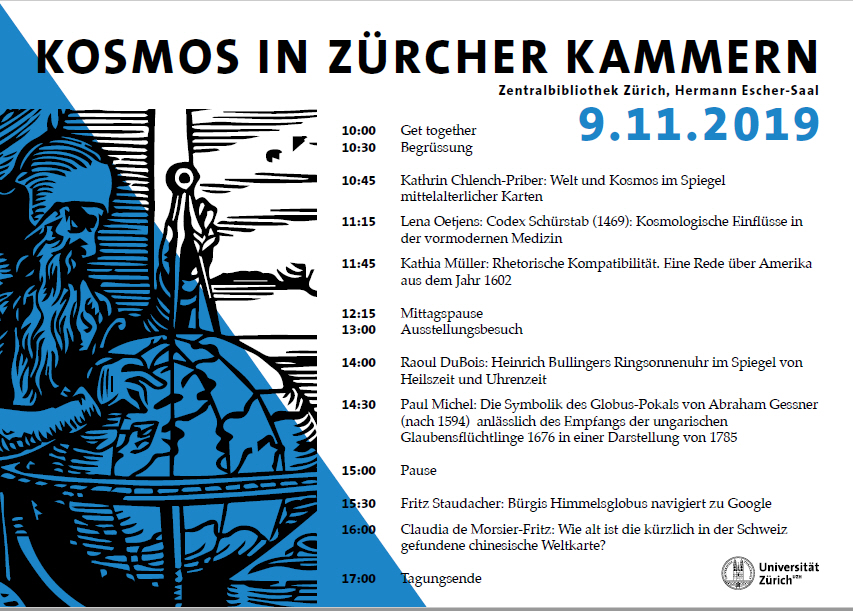 Kosmos in Zürcher Kammern