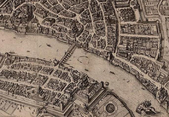 Ausstellung: Merian 1615-2015. Basel im Stadtporträt