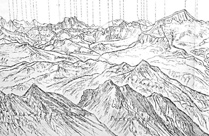 Panoramen aus 150 Jahren