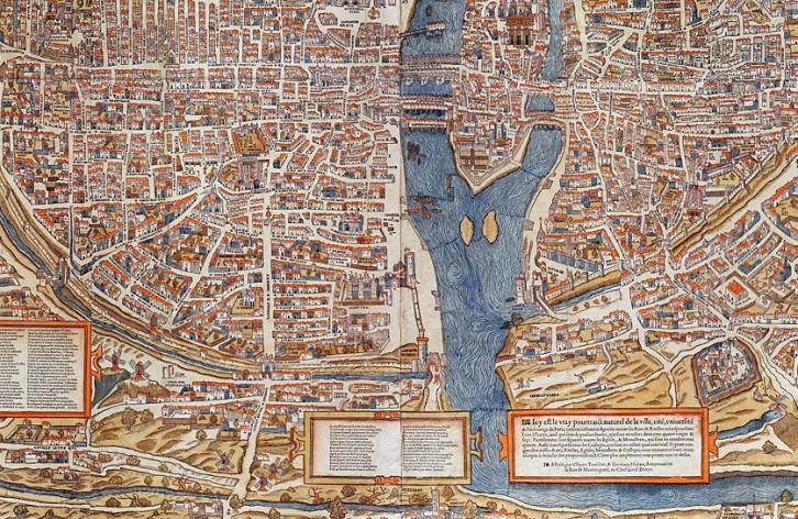 UB Basel stellt Karten in Wikimedia Commons zur Verfügung