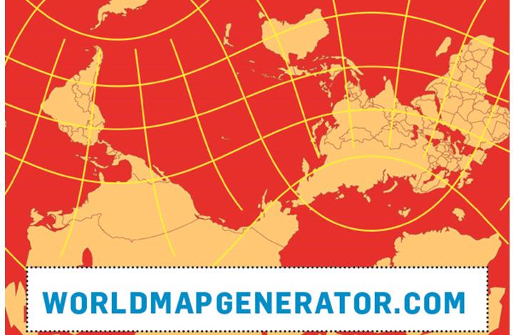 Vortrag zu personifizierten Weltkarten